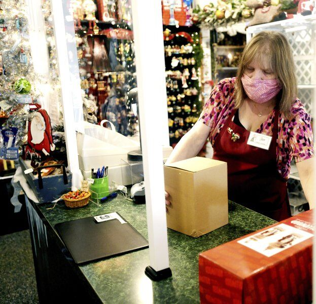Small businesses report strong sales