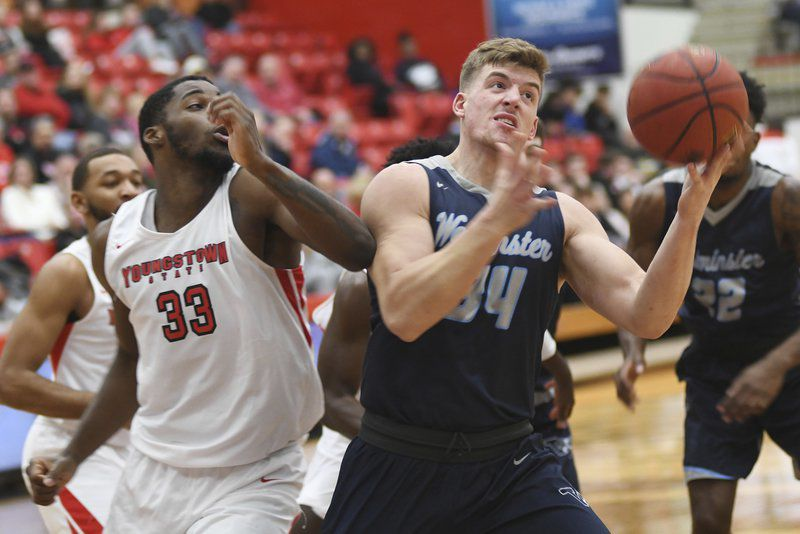 Jefferson grad Paynemaking impression for Westminster men's basketballl