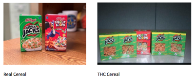 Task force seizes drugs, THC-infused cereal