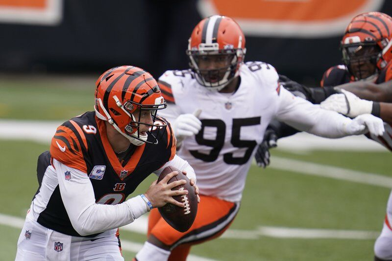 Big hit: Browns star Garrett on COVID list, out for Eagles