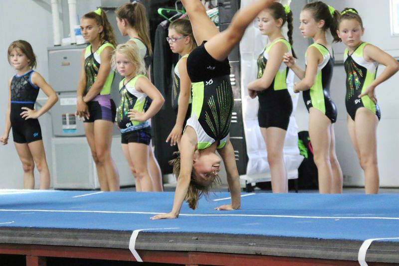 1012cf0b5dc9 Vikings Gymnastics to show off expanded gym in open house showcase ...