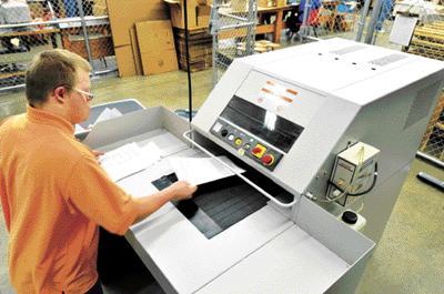 Ash/Craft Industries adds shredding service | Local News