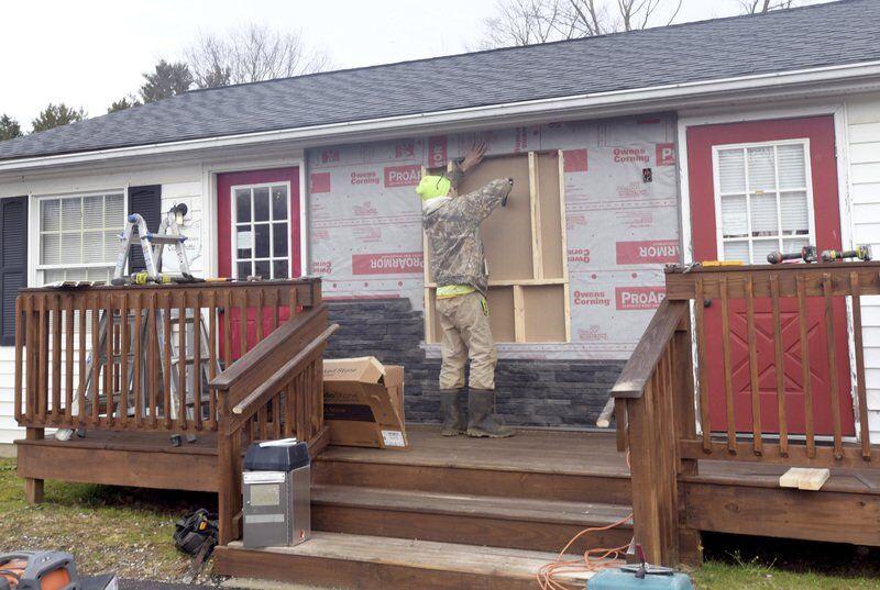 Rock Creek renovates village hall