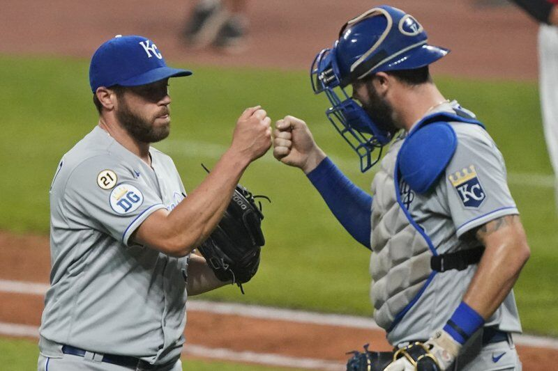 Duffy pitches Royals to 3-0 win over Indians