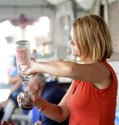 Wine and Walleye provides many options for patrons