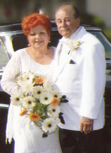 Mr. and Mrs. Clement Marini