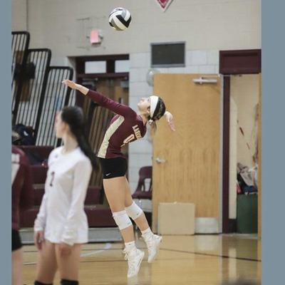 Pymatuning Valley volleyball team striving for NAC crown