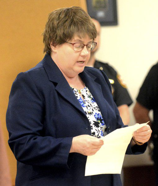 Conard gets 32 years in drunk driving crash that killed four people