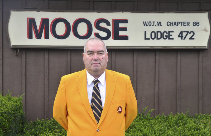 Conneaut Moose member honored