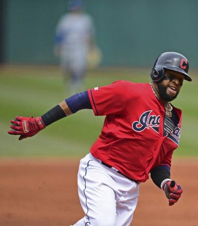 Indians'Santana to start All-Star Game at first base for American League