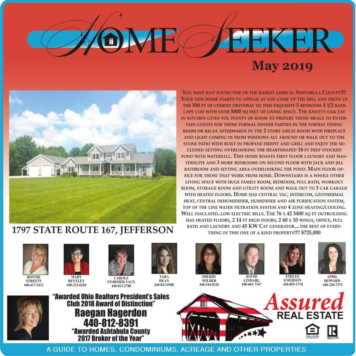 HOMESEEKER - MAY 2019