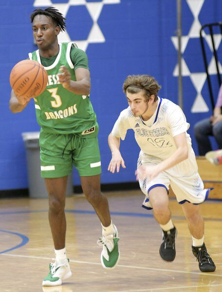 Ford has big night in Dragons victory over Blue Streaks