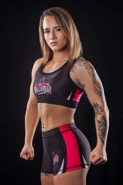 Zappitella uses MMA career to improve herself, inspire others