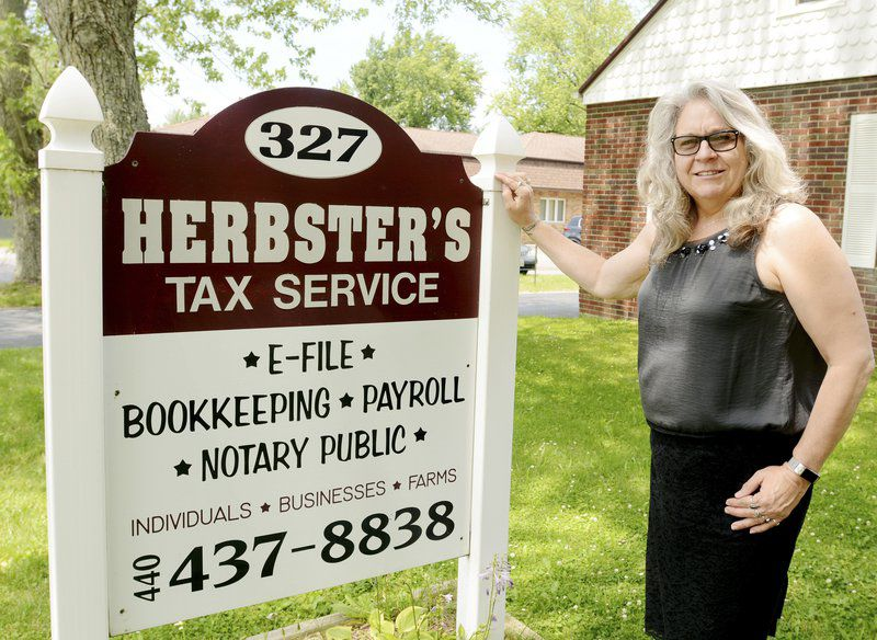 Tax business built from home to office