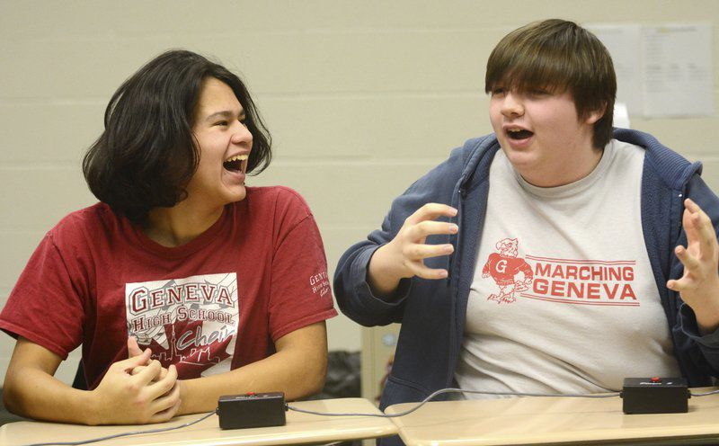 Lakeside High School hosts pop culture quiz bowl