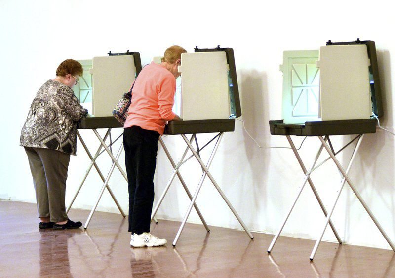 Primary election draws few voters