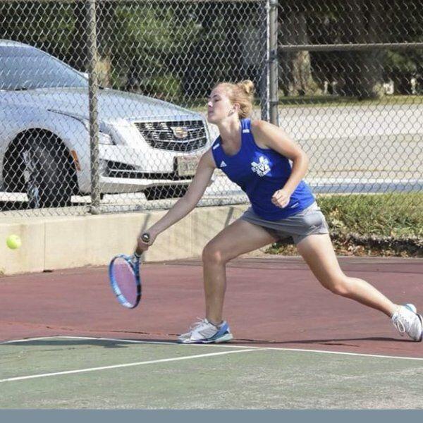 Madison's Bottar advances to DI district tennis tournament