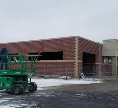 Drug Mart expansion on time thanks to mild weather