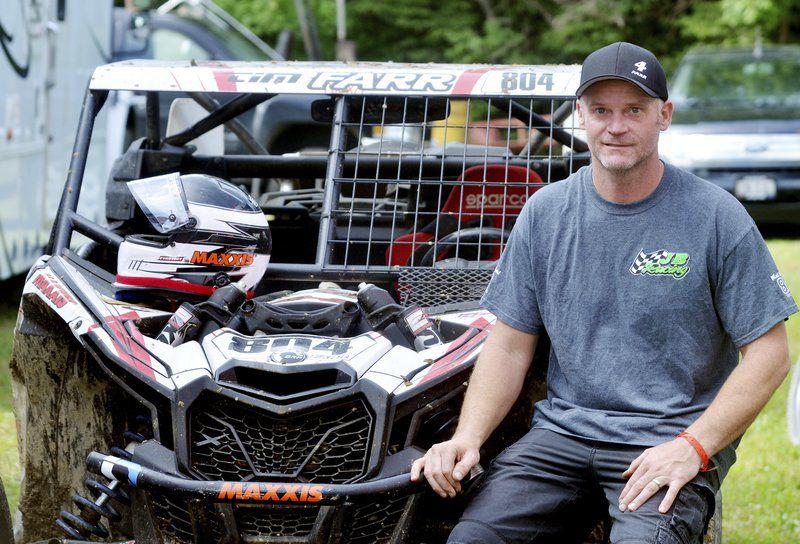 ATV racers invade Pine Lake