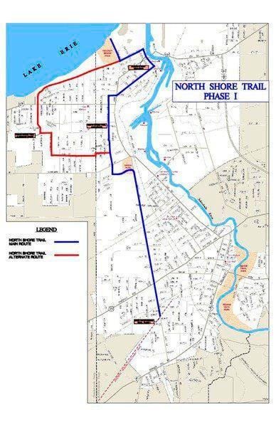 Metroparks authorizes spending agreement for trail