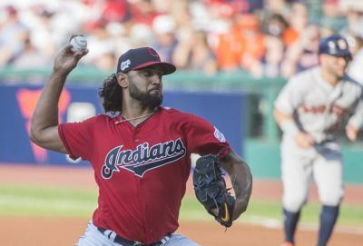 Cole extends win streak to 9 games, Astros beat Indians 7-1