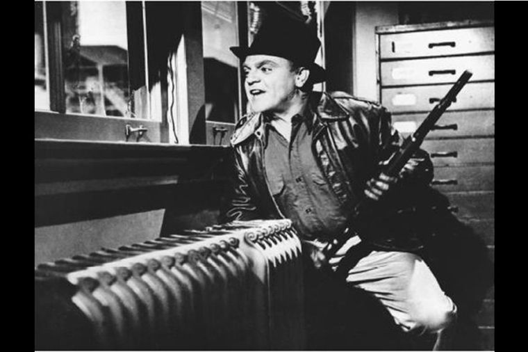 Cagney goes ballistic in White Heat | Archives | starbeacon.com