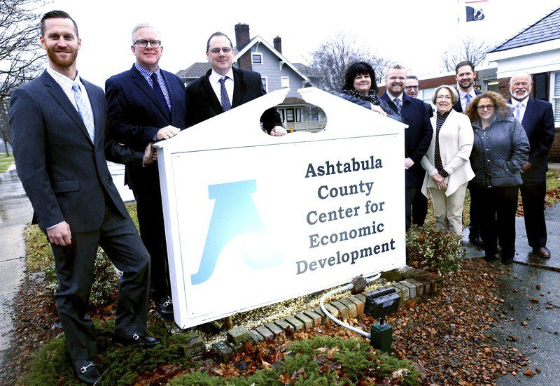 Officials tout economic development, being under one roof