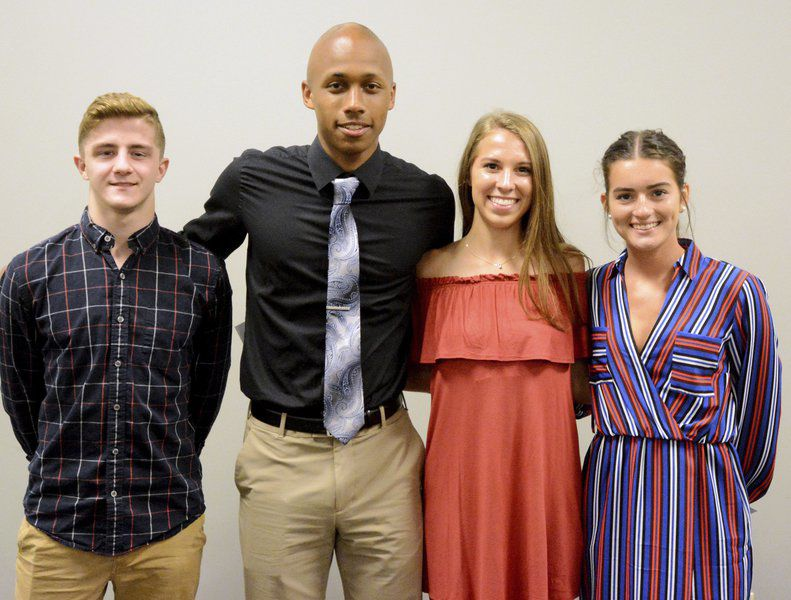 Track and cross country H.O.F. inducts newest class
