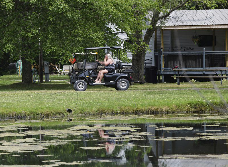 Area campgrounds dealing with new challenges