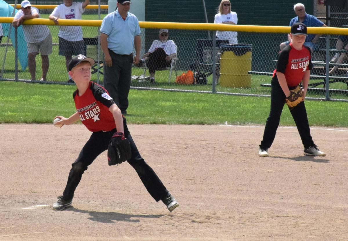 Jefferson 8 10 Little League Begins State Tournament Run Sports Starbeacon Com