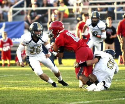 County rivals Warriors, Falcons to play Friday