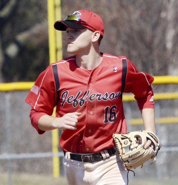 Jefferson's Vance ends high school career with county player of the year honors