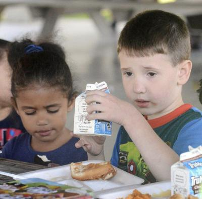 Summer food program turns to take-out in wake of COVID-19