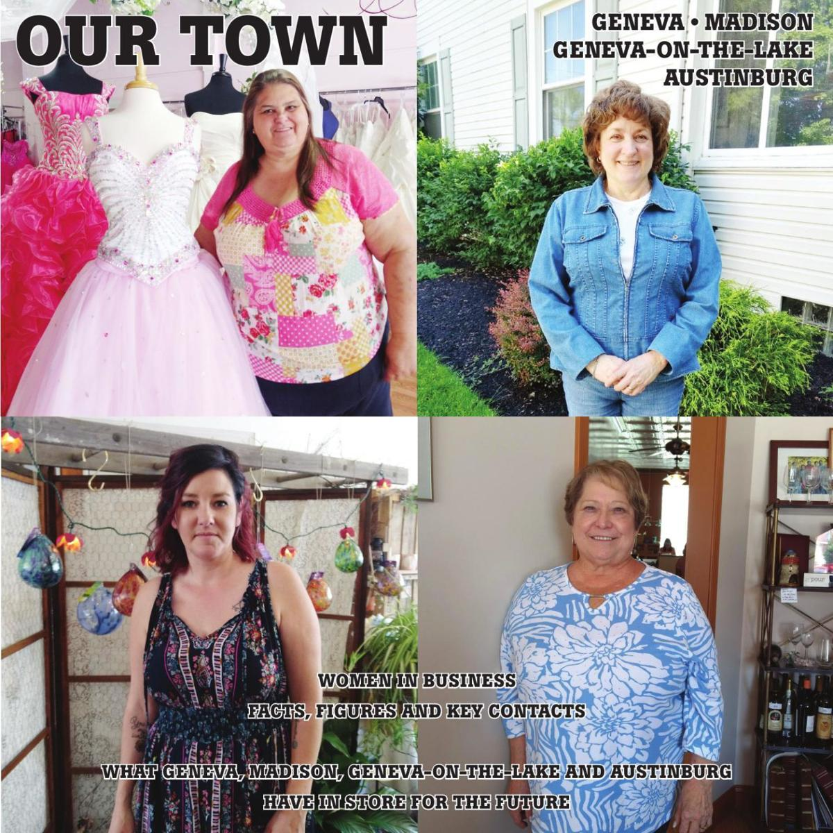 OUR TOWN - GENEVA, GOTL, AUSTINBURG, MADISON