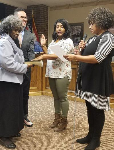First female African-American takes seat onAshtabula City Council