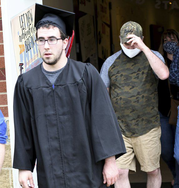Jefferson Area High School graduates one student at a time