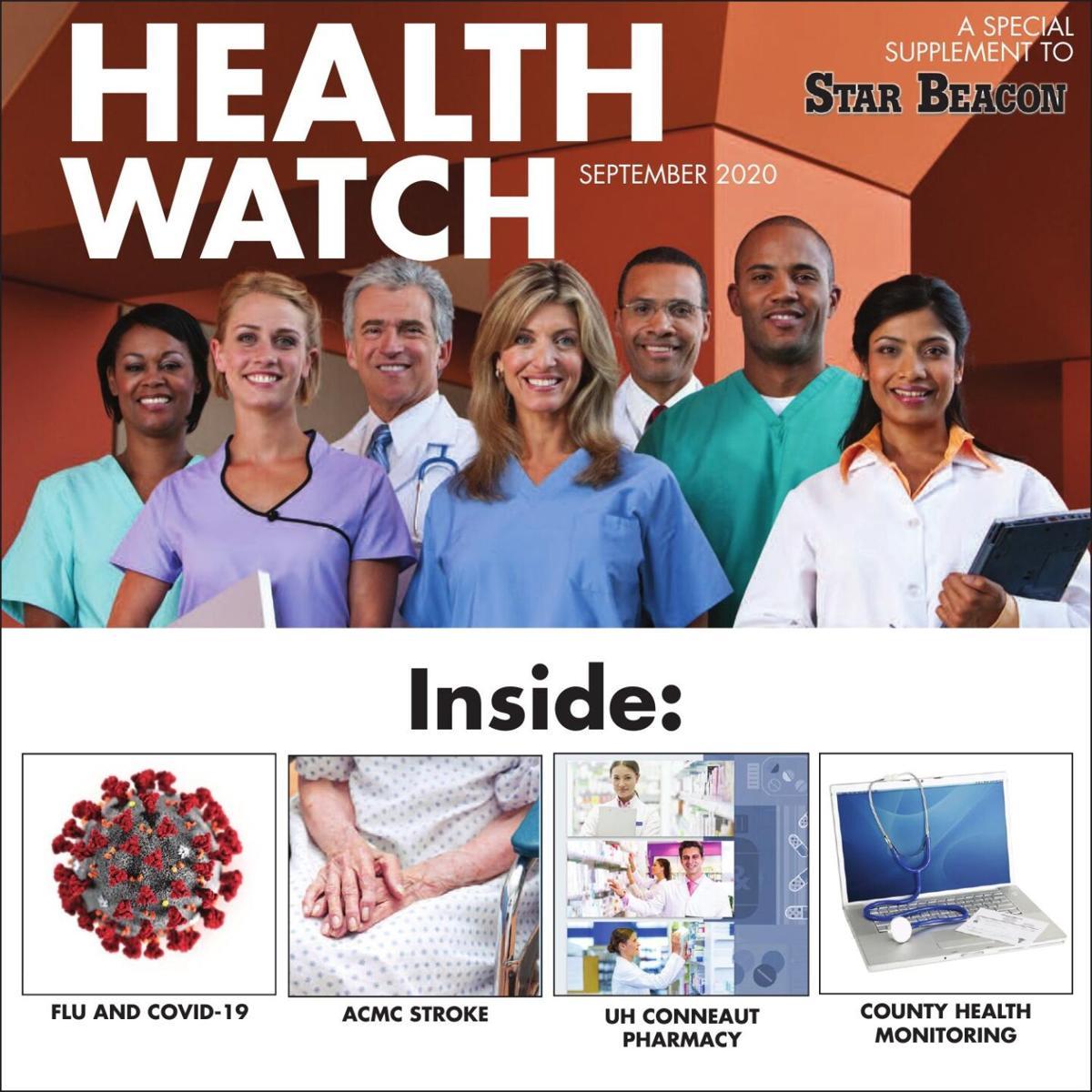 HEALTH WATCH — September 23, 2020