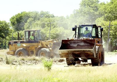 Red Brook Metropark trail construction begins