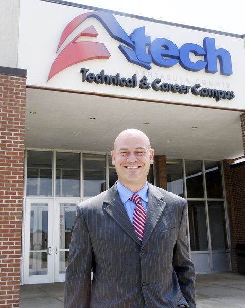 Superintendent shares vision for A-Tech