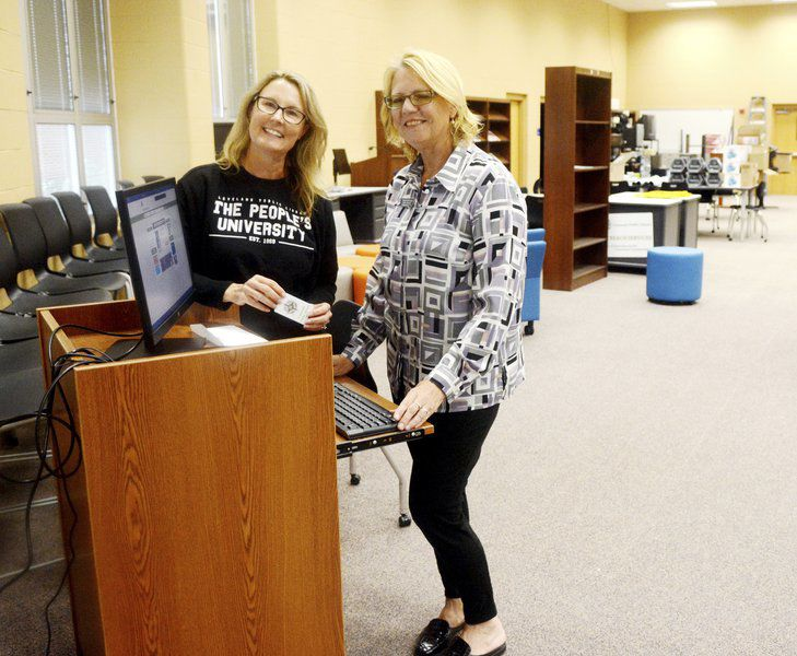 Conneaut High School set to unveil new library