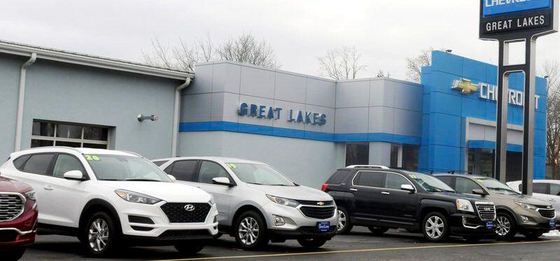 Car dealers reflect on odd year