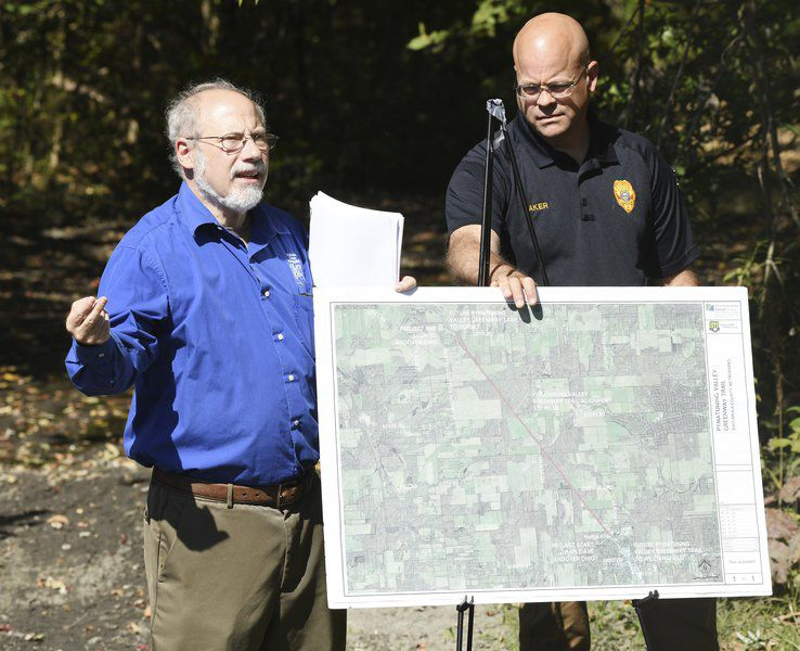 Metroparks celebrates beginning of PV Greenway Trail