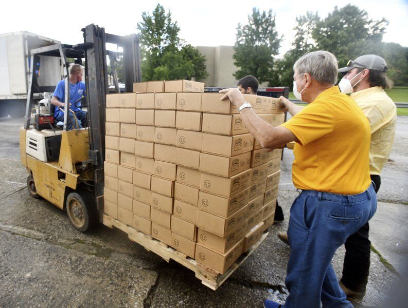 Feed the Hope packages300,000 meals