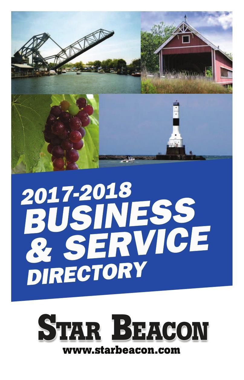 2017 Business Card Directory | Special Sections | starbeacon.com