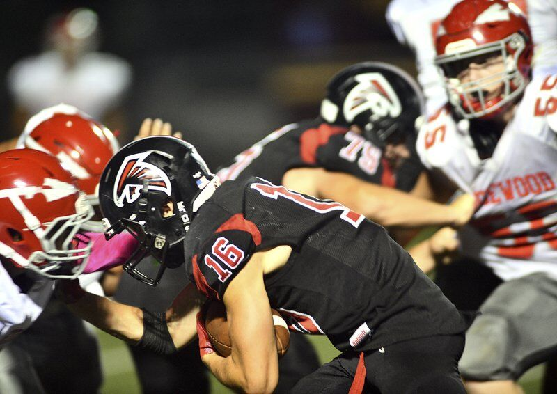 Jefferson downs Edgewood, 48-21, moves to 3-0