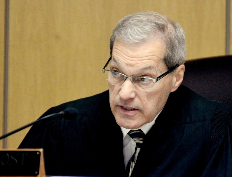 Judge retires after 30 years on the bench