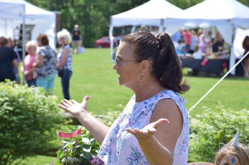 Ohio Fairy Gardening Festival brings smilesandwonder tovisitors