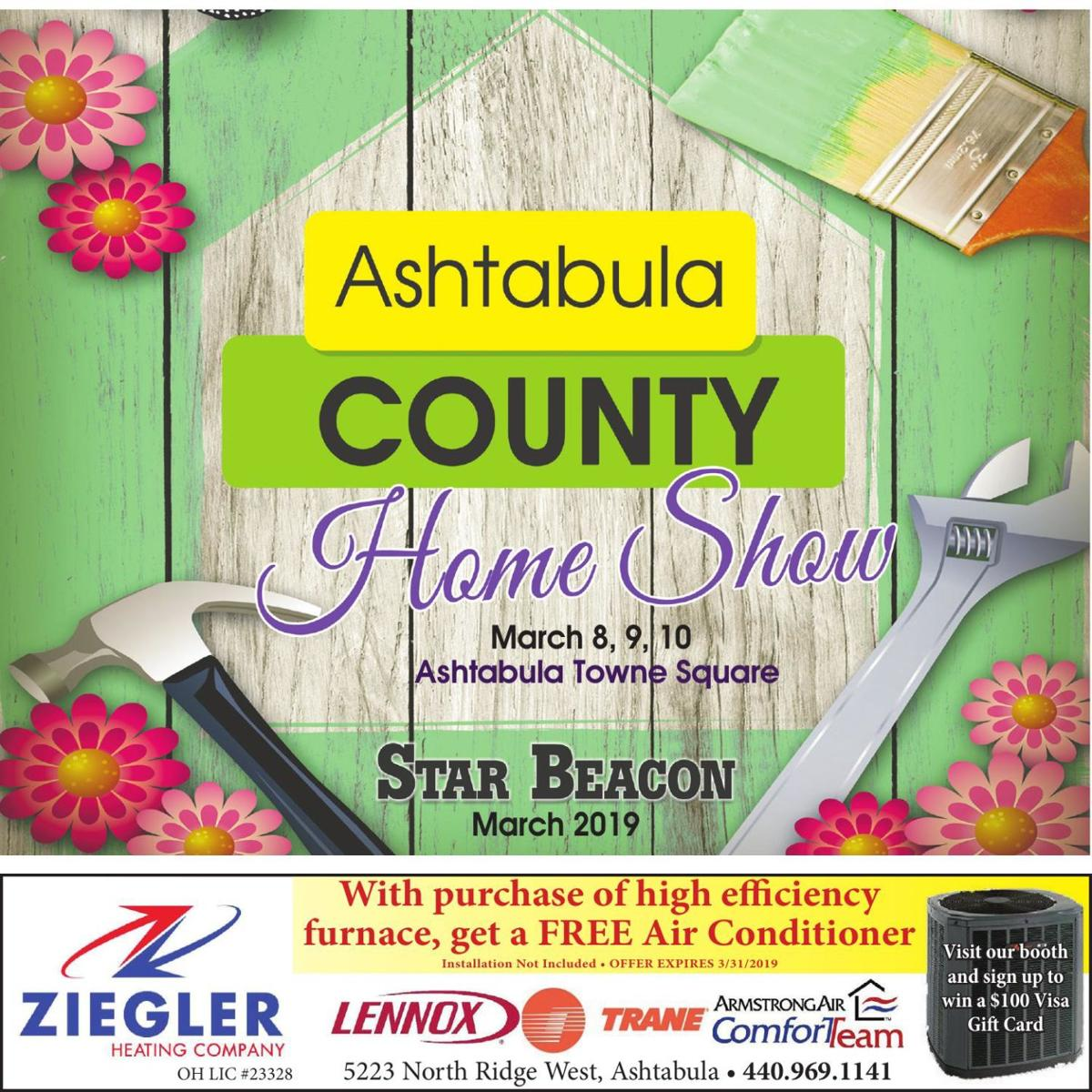 2019 Ashtabula County Home Show