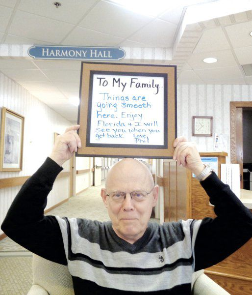 Conneaut senior living facility residents using social media to get message out
