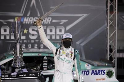 Chase Elliott joins his father as winner of NASCAR's All-Star race